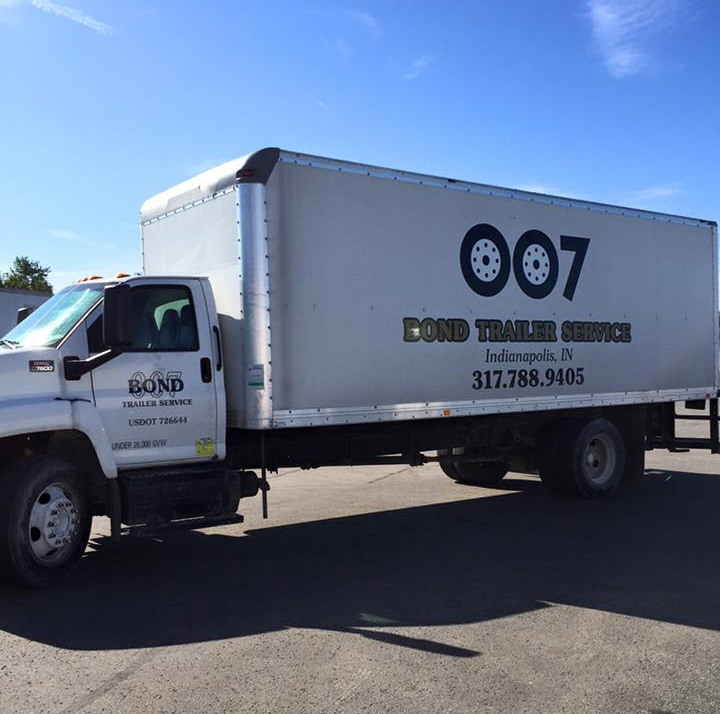 Bond Trailer Service - Building